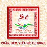 Phần mềm viết sớ tự động Việt Lạc Sớ